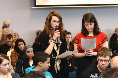 Conseil des Jeunes Mulhouse