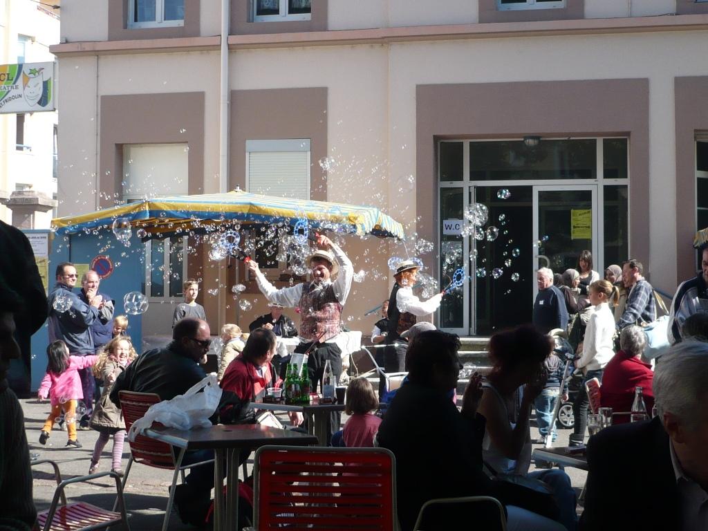 Fête de quartier Mulhouse