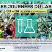 Save The Date - Journées du Labo - Démocratie Ouverte
