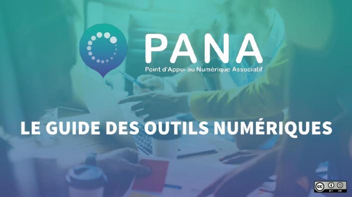 PANA - Guide des outils numériques