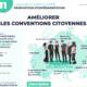 Le Labo Démocratie Ouverte propose d'améliorer les conventions citoyennes